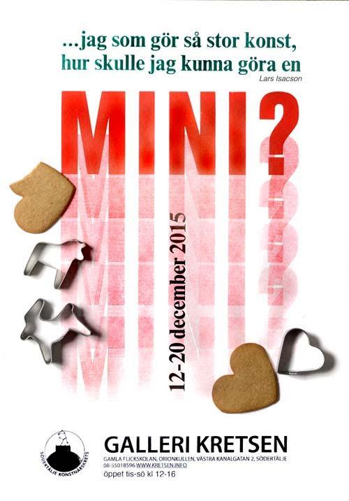 Affisch Mini 15