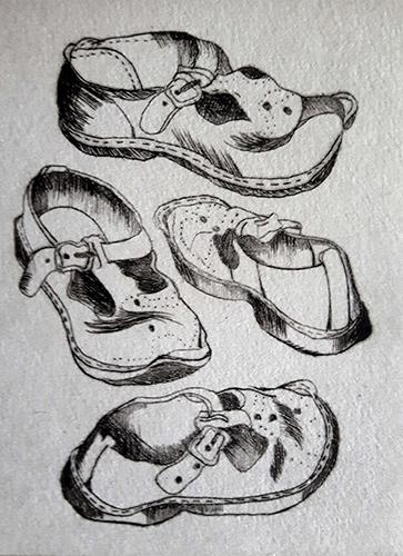 gamla sandaler 1